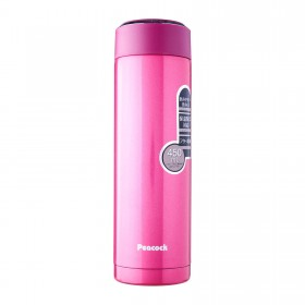 0.45L Vacuum Flask (Pink)