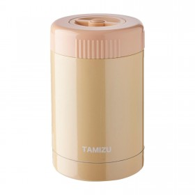 400ml Thermal Food Flask (Beige)
