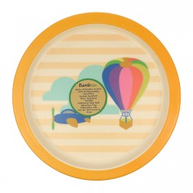 Kids Plate (Airplane)