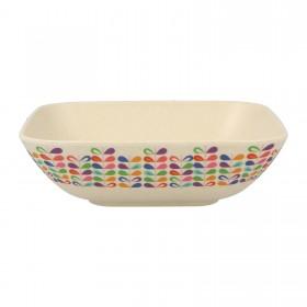 7.5inch Square Bowl (rainbow)