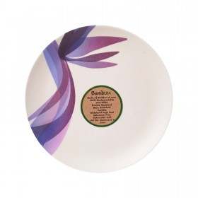 7inch Round Plate (Floral)