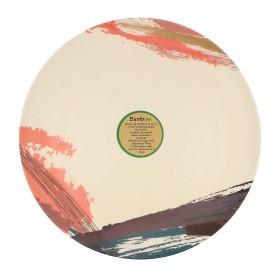 10inch Round Plate (Lush)