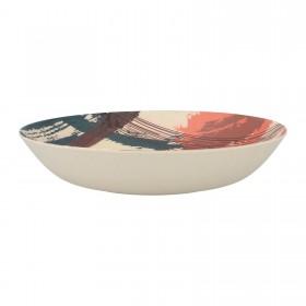 8.5inch Deep Plate (Lush)