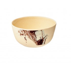 5inch Round Deep Bowl (Marble)