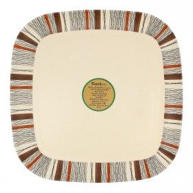 10inch Square Plate (Twill)