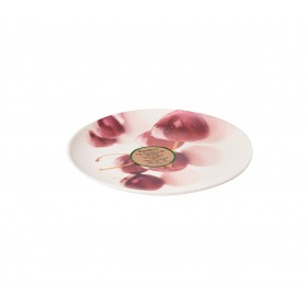 8 inch Round Plate (Cherry)
