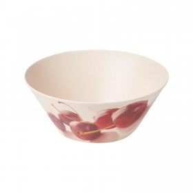 9 inch Round Salad Bowl (Cherry)