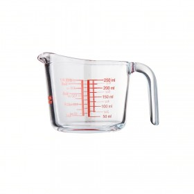 250ml Glass Measuring Cup