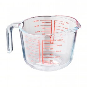 1000ml Glass Measuring Cup