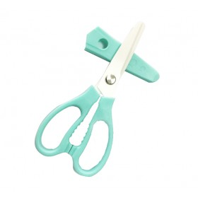 Baby Food Ceramic Scissors