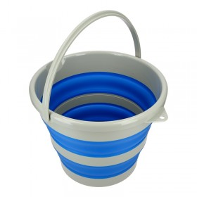 15 Litres Collapsible Bucket
