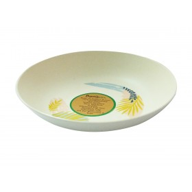 6.5 inch Soup Plate (Tropical)