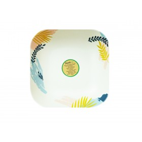 8 inch Deep Plate (Tropical)
